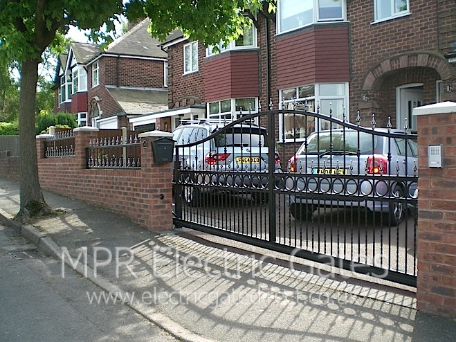 Electric Gates Direct Residential Sliding Gates Gallery