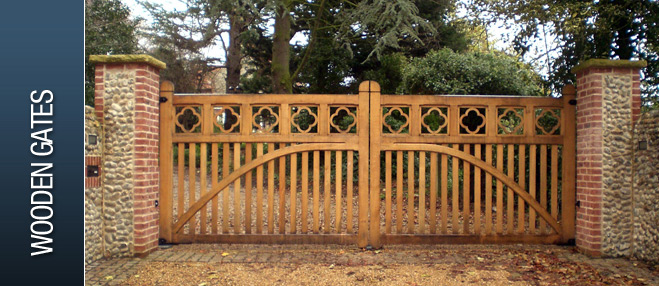 Electric Gates Direct Wooden Gates Metal Gates Wrought Iron