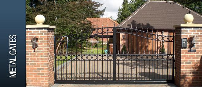 Electric Gates Direct Wooden Gates Metal Gates Wrought