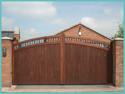 Electric Gates Direct Metal Amp Wooden Combined Gates